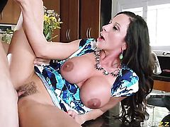 Ariella Ferrera gets nailed so hard by Tyler Nixon that her beaver will never be tight again