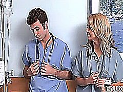 Ashlynn Brooke   James Deen   Ralph Long   Scrubs XXX