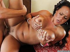 Mariah Milano gets impaled on rod by Jack Lawrence