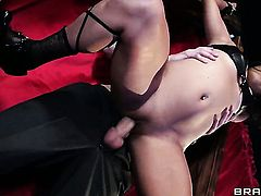 Danny D gets pleasure from fucking Lana Violet