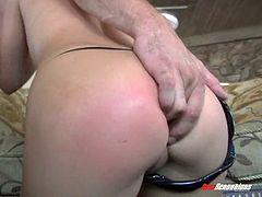 Wondrous Roxy Jeze gets her loose wet cunt banged really hard by stud