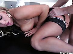 Cameron Dee and Johnny Castle are so fucking horny in this hardcore action