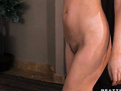 Diana Prince with tiny tits is curious about ass hardcore fucking with hard dicked guy Scott Nails