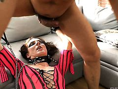 Omar Galanti loves always wet warm fuck hole of Brenda Hally after she gets her fudge packed