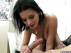 Bailey Brooks finds her skillful hands fucked over and over agaian by her man