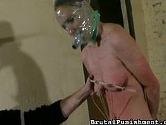 Dissolute BDSM Porn video presented by Brutal Punishment