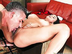 Nadia Styles eats a big dick