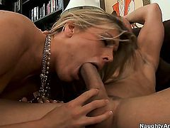 Johnny Sins is horny as hell and cant wait any longer to screw lustful Samantha Saints pussy hole