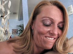 Brenda James cant stop fucking in insane anal sex action with horny guy Wolf Hudson