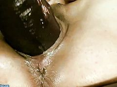 Betty Stylle gets the fuck of her dreams with hot bang buddy