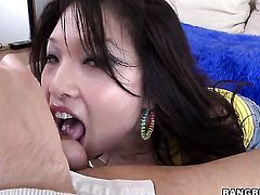 Alexis Lee looking for a chance to get orgasm after hard booty fucking