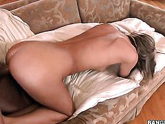 Ella Marie has some dirty sex fantasies to be fulfilled in handjob action