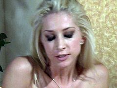 Raven Alexis, Sammie Rhodes and Stormy Daniels make a threesome together. This couple has been having bedroom problems, so they invite one more person in to spice things up.
