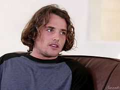 sexy mama find's this young boy hot @ my daughter's boyfriend #12