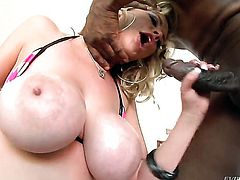 Prince Yahshua gets his always hard ram rod eaten by Jonni Darkko