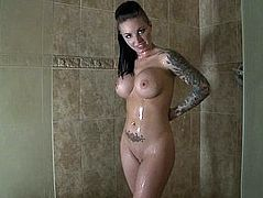 Christy Mack on the BangBus