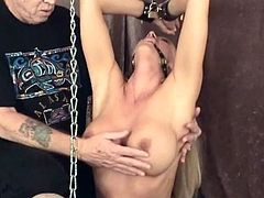 Dirty milf tied and damsel inside distress domination of american aged
