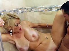 Busty Mature Blonde cheating her Husband exposed here. mad Blonde all time happy to fuck close to hot fellows nearly Big Cocks. so you are reAlly happy to See her nude body shape about truly big tits and especially sexy ass. and that ass fucking hard like crazy together with german male which like smut Aged babes uncovered and sleaze