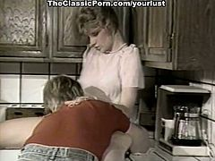 Spoiled vintage ladies are ready to suck dicks and enjoy double penetration