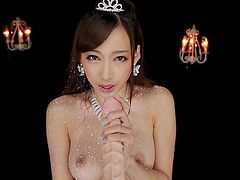 asian princess riding dick