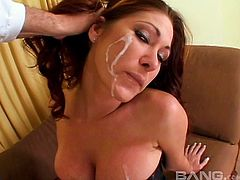 Hardcore MILF loves being treated roughly and humiliated