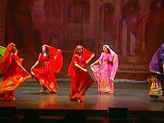 Bellydance superstars - pretty dance