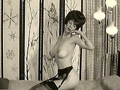 Vintage Lingerie Strip
