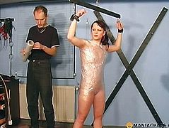 Her body wrapped film