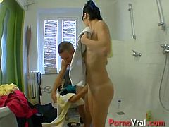 French students Fuck hard Sex Party