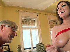 Wild and filthy fuck girl for a rich mature white dude