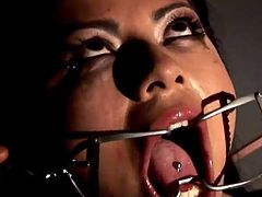 This is only sample clip of House of taboo and extremely pleasing bdsm action