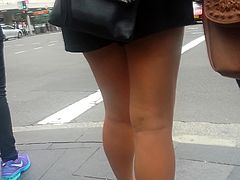 Bare Candid Legs - BCL#160