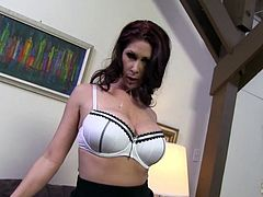 Tiffany Mynx gets an IR DP