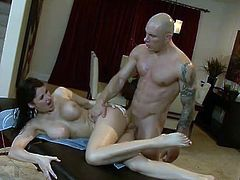 BrutalClips - Destroying Eva Karera's Asshole