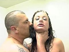 Fuck doll choked out
