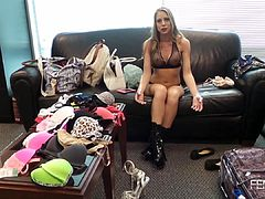 Mistress Shawna Lenee BTS interview