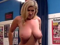 busty extreme pussy pierced german stepmom love wild gangbang fuck parties