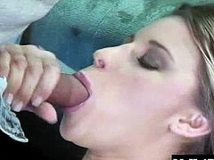 Watch the worthless gutter mouth get her holes used by horny men with a need for a place to dump their spunk and go.