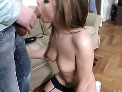 Choky Ice cant resist yummy Kristine Crystaliss acttraction and fucks her back yard like theres no tomorrow