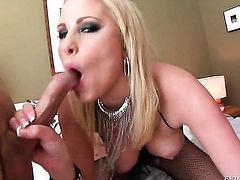 Billy Glide gets pleasure from fucking incredibly hot Eric Johns face