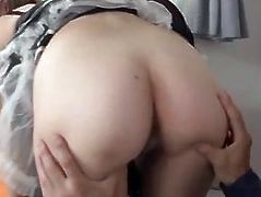 Seira Matsuoka, Japan maid, fucked in rough ways