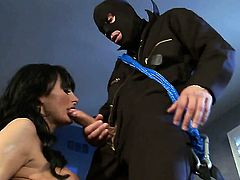 Alektra Blue and hot fuck buddy are so fucking horny in this oral action