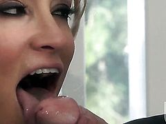 Jessica drake does dirty things and then gets her lovely face cum glazed