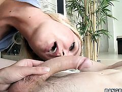 Blake Rose with big booty plays with dudes meaty schlong