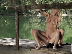 Katie Morgan wants this cumshot session to last forever