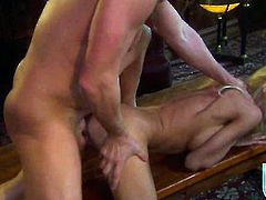 Katie Morgan just loves to blow and cant say No to hard dicked dude