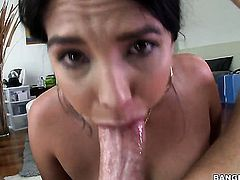 Milf Missy Martinez with juicy bottom has some dirty anal fantasies to be fulfilled