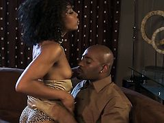 Tender kitty Misty Stone takes dudes stiff snake deep in her mouth