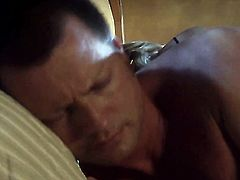 Janet Mason and hot blooded guy have oral sex on camera for you to watch and enjoy