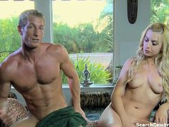 Lexi Belle and Angie Savage - Monsters of the Nudist Colony